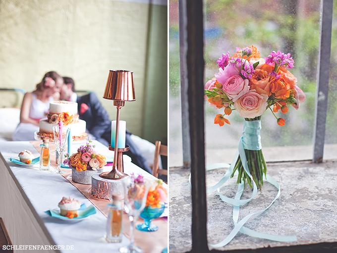Hochzeitsinspiration Hochzeit In Der Baumwollspinnerei Mit Pastell