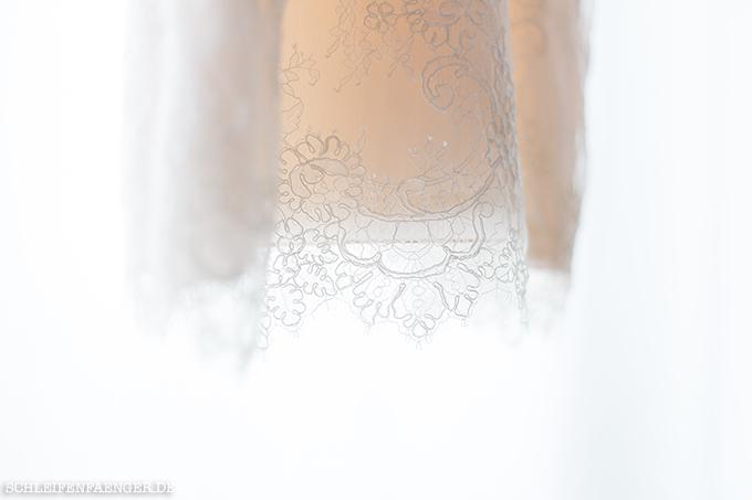 Spitzen-Brautkleid made in Germany