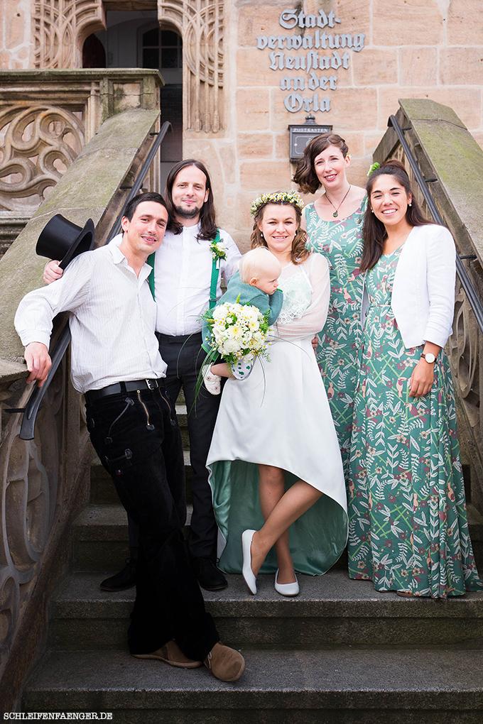 Hochzeitskleid Zweiteiler
