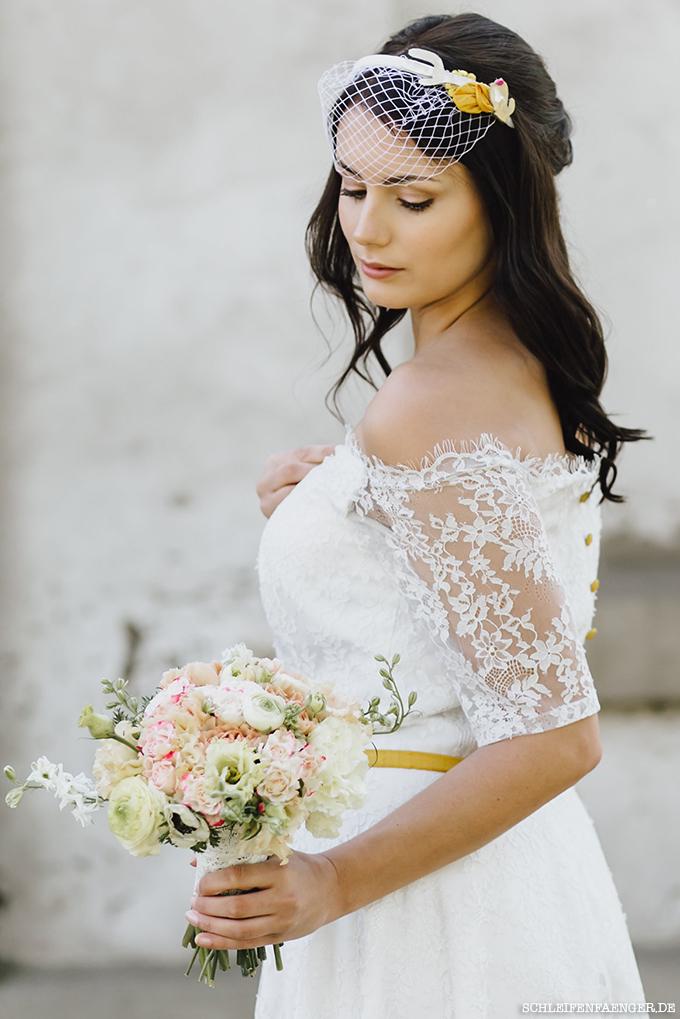 Q & A: Welcher Brautstrauß passt zu einem Vintage-Brautkleid ...