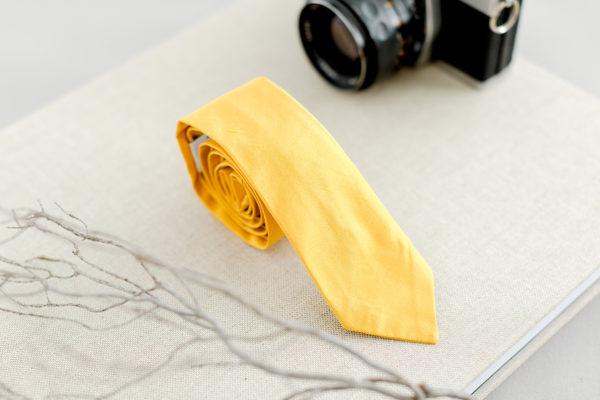 Krawatte aus Doupion-Seide