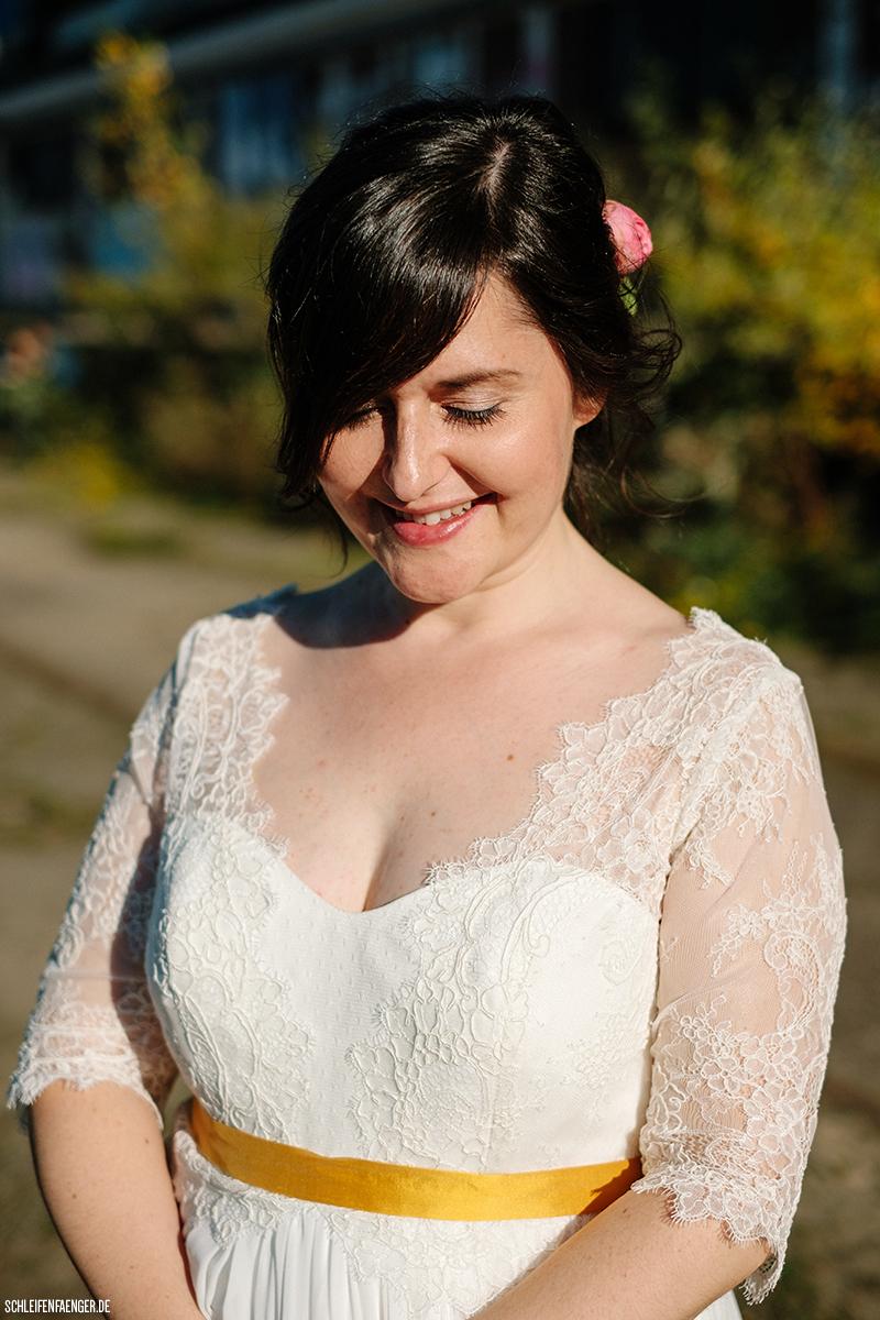 Schwanger heiraten - So findest du dein Umstandsbrautkleid