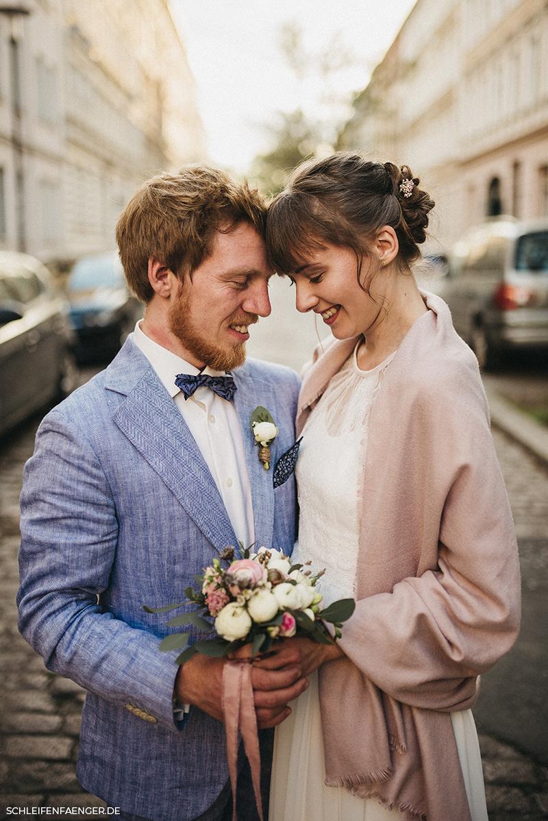 Hochzeit in in Halle/Saale