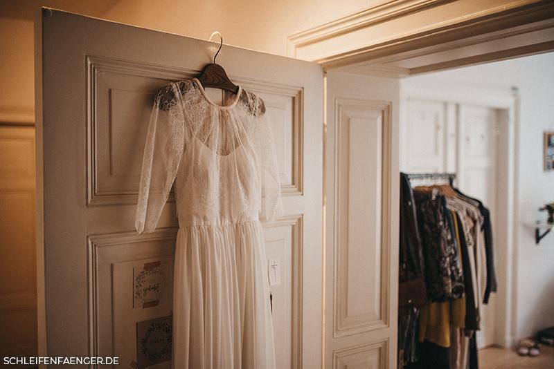 Vintage-Brautkleid Emmi