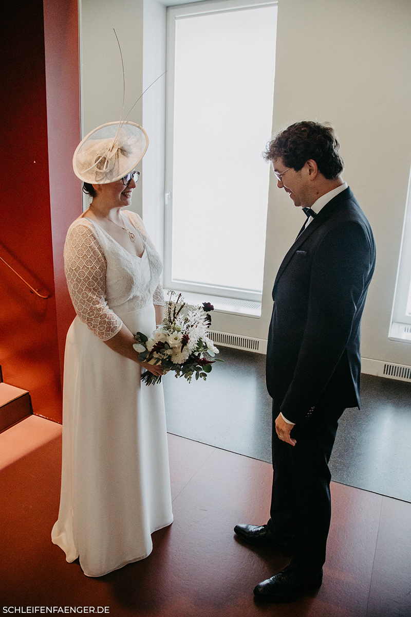 Hochzeit in Chemnitz im Gunzenhauser