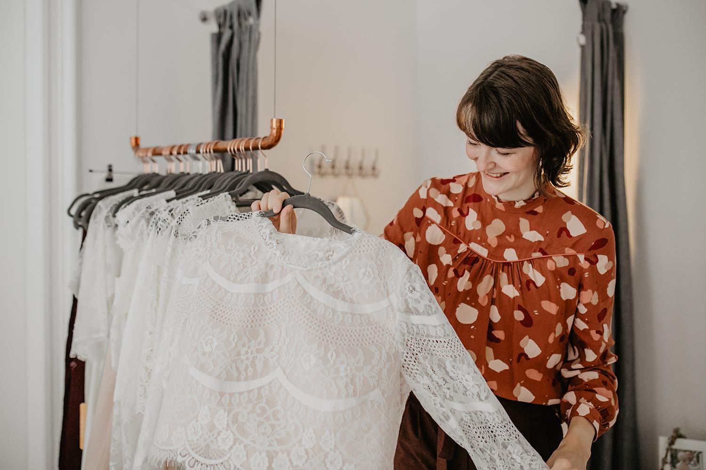 Brautkleid-Beratung online