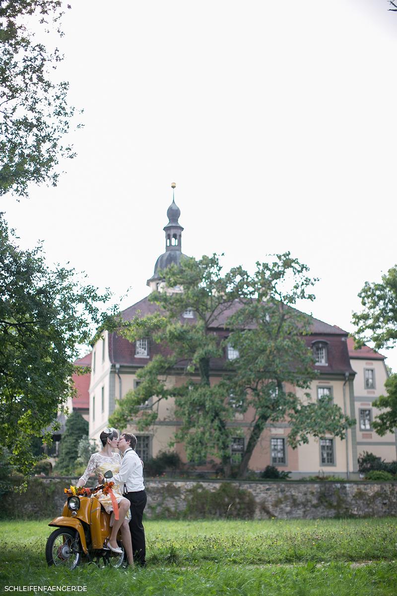 Hochzeit im Schloss Machern