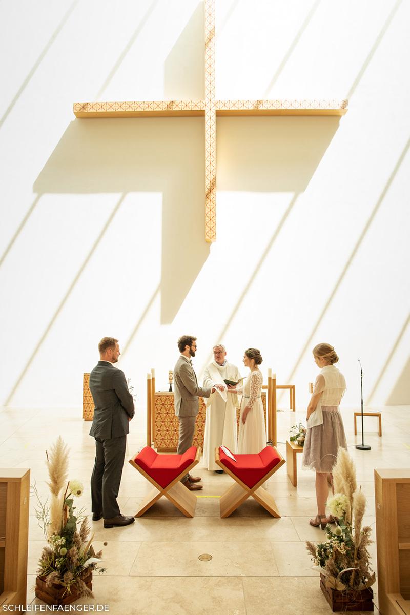 Maria Christoph Propstei St. Trinitatis Hochzeit Leipzig